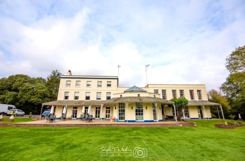 Stifford Hall Hotel wedding venue