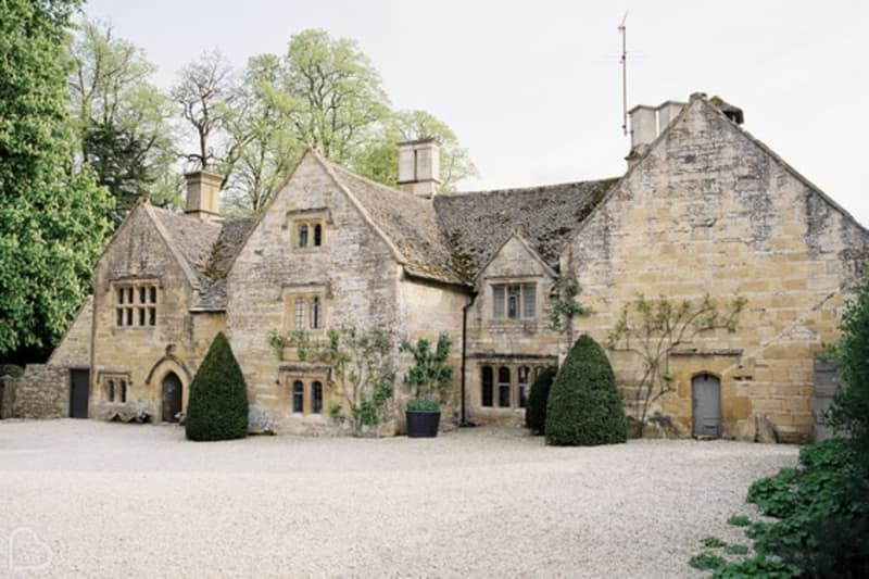 Bridebook.co.uk Temple Guiting Manor