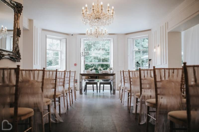 Bridebook.co.uk The Old Vicarage Boutique Wedding Venue