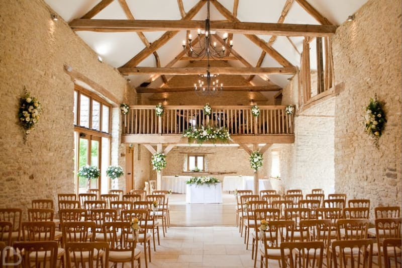 Bridebook.co.uk Kingscote Barn