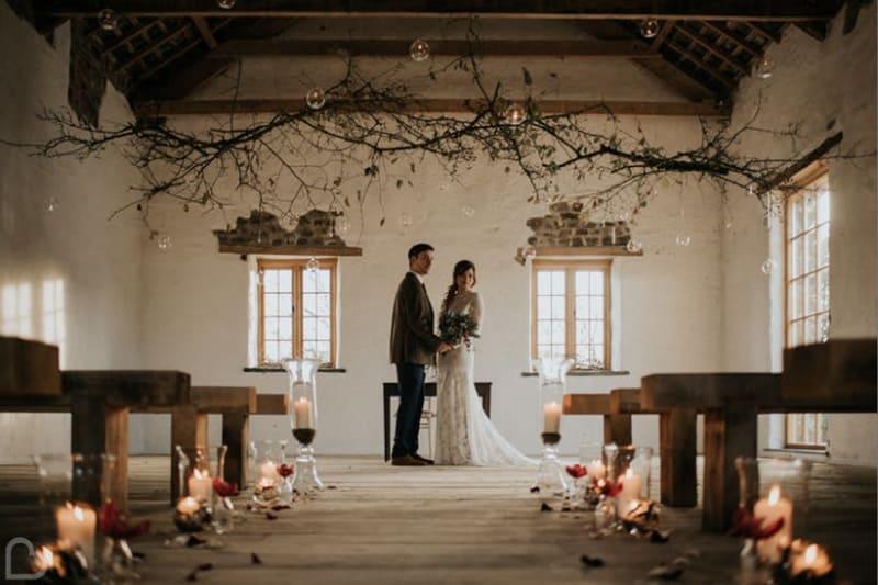 Bridebook.co.uk Launcells Barton