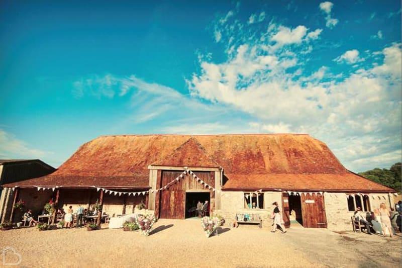 Bridebook.co.uk Lower Stockbridge Barn