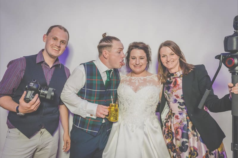bridebook.co.uk Wedding suppliers with couple