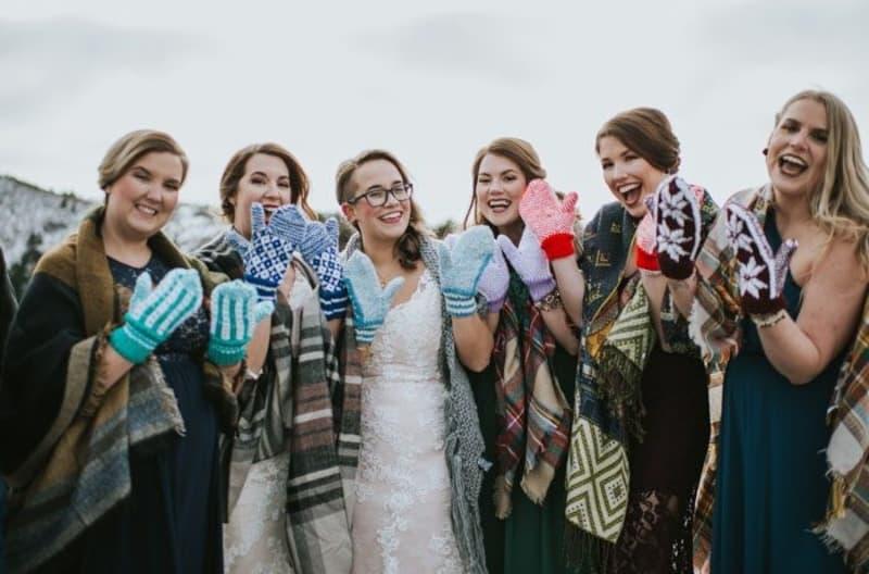 bridebook.co.uk real weddings junebug same sex winter wedding