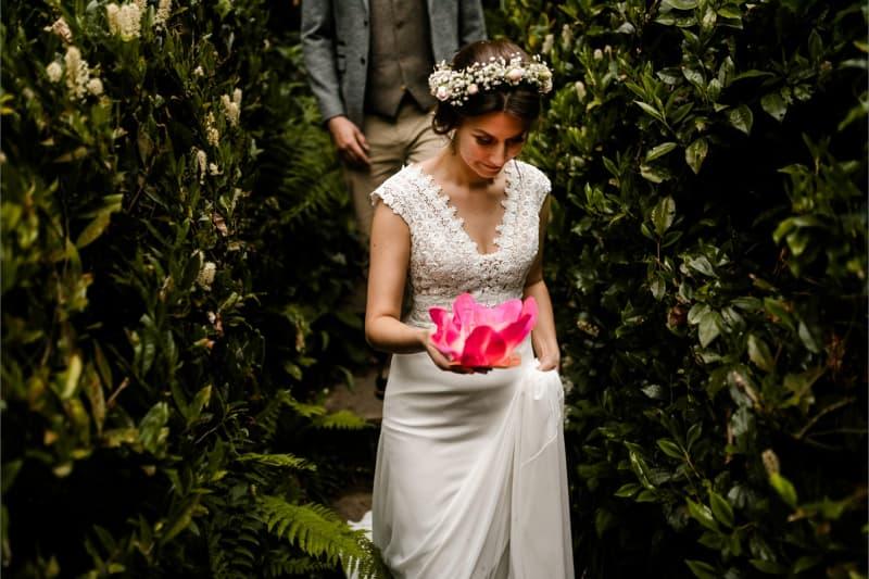 bridebook.co.uk love my dress real wedding bride