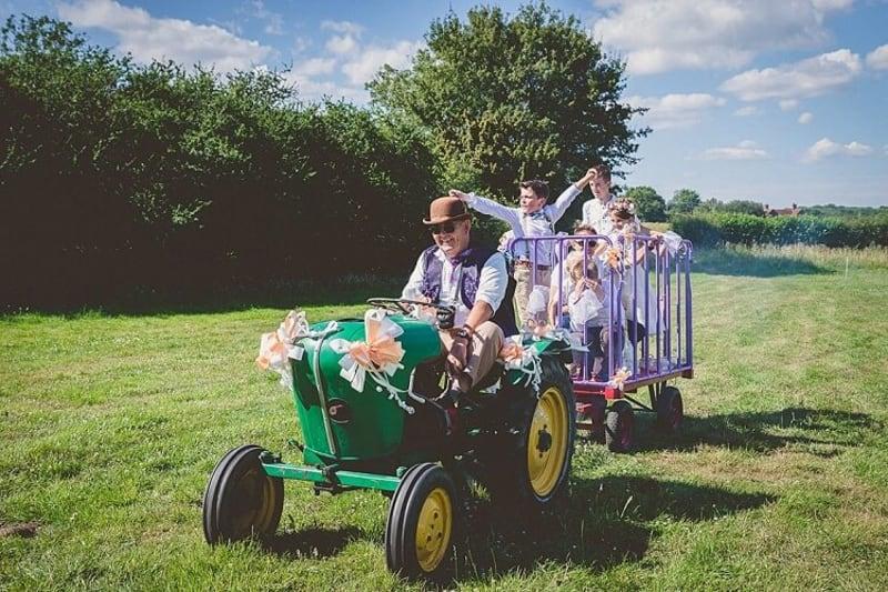 bridebook.co.uk real weddings festival brides barn wedding
