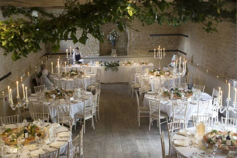 The Barns at Wick Farm, barn wedding venue in Somerset