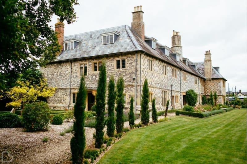 Bridebook.co.uk The Manor Barn