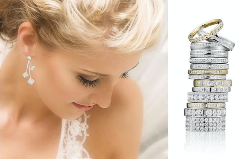 Beautiful jewellery from UKBride jewellers
