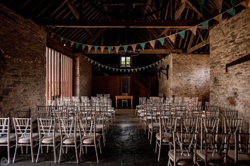 barn wedding venue in dorset