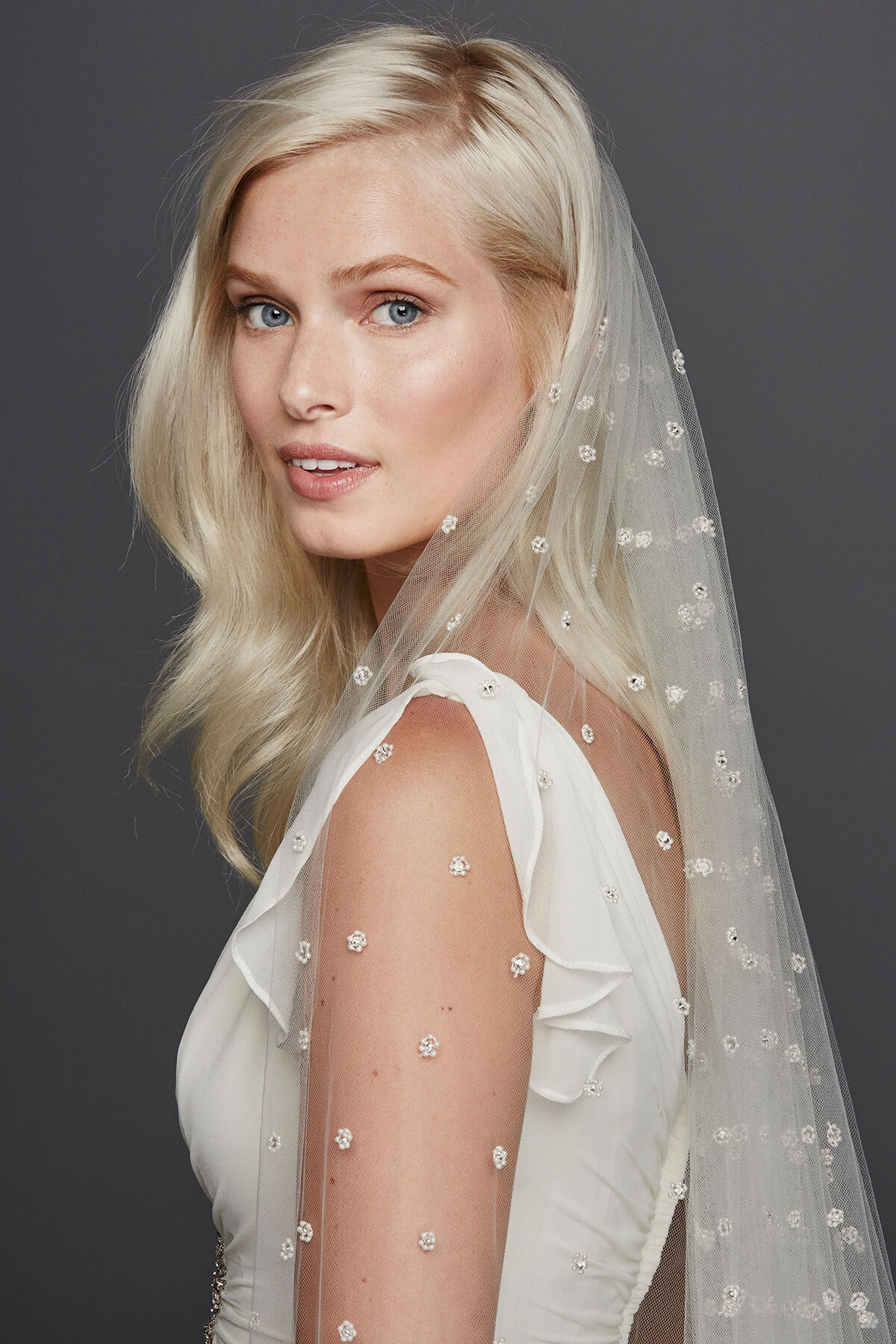 71ea6d260e7 First Look At Jenny Packham s New Affordable Bridal Collection with David s  Bridal