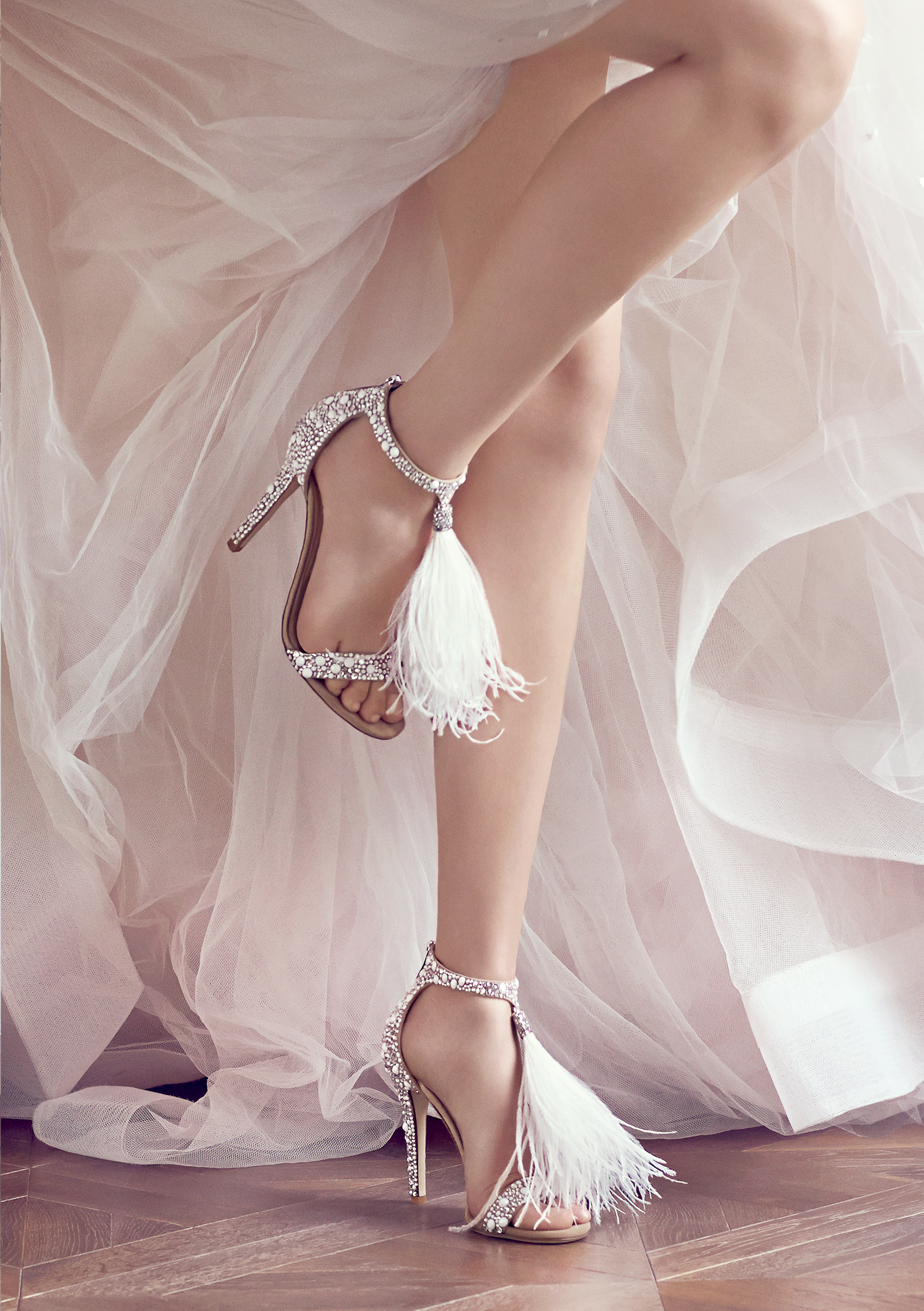 154eed902b3 Jimmy Choo s Guide to the Wonderful World of Wedding Shoes