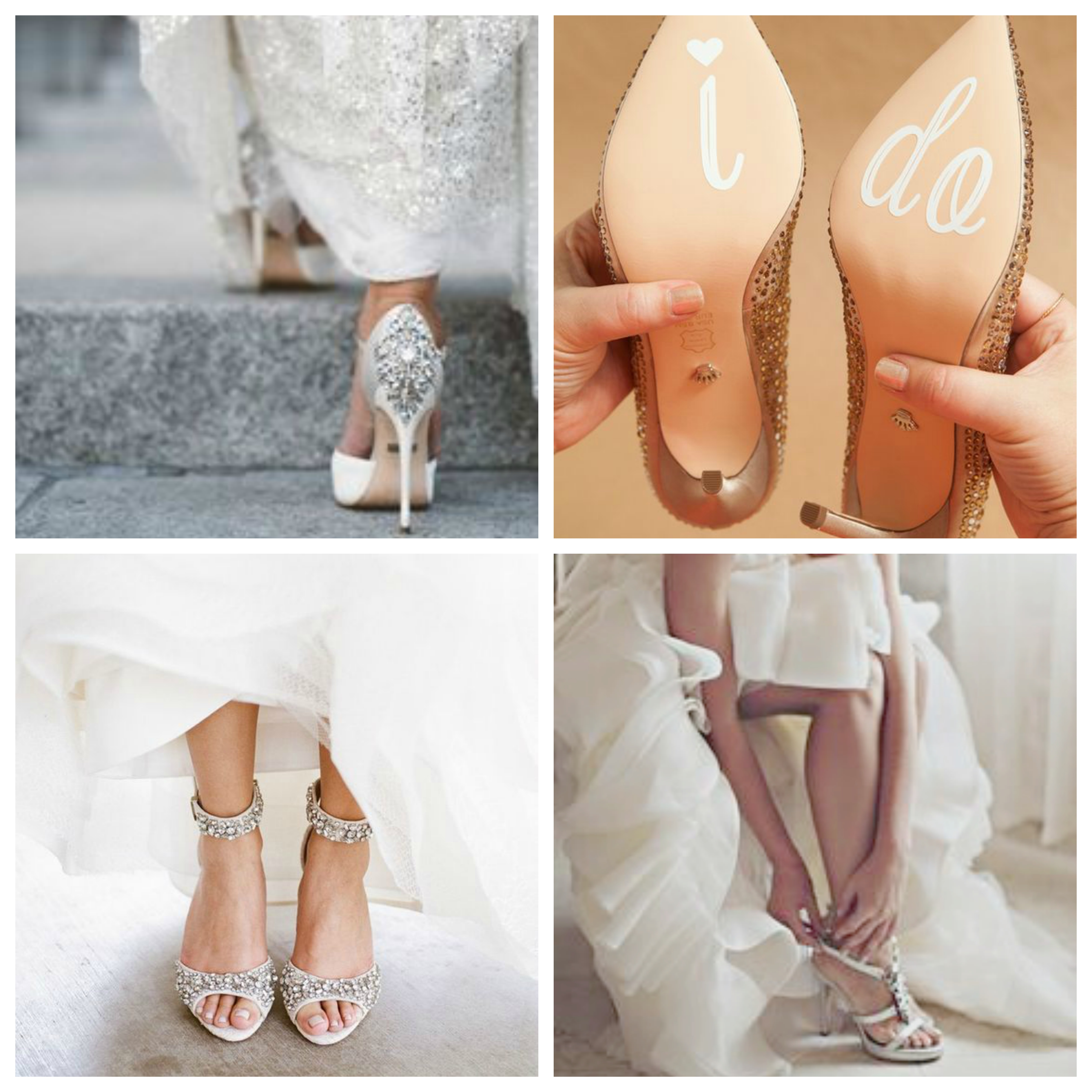 40630cbaf31 Jimmy Choo s Guide to the Wonderful World of Wedding Shoes