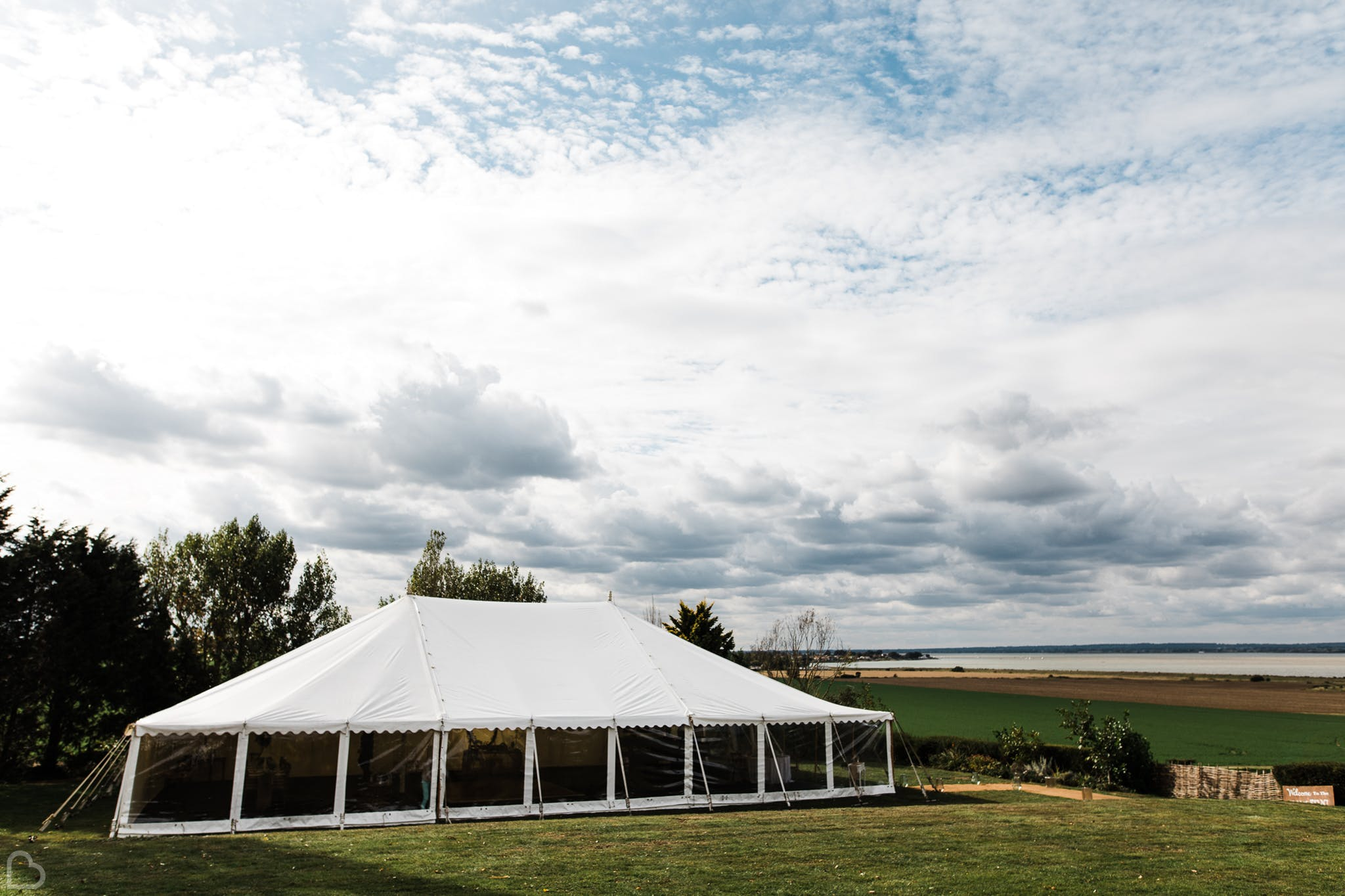 Highfield marquee a cheap wedding venue in essex