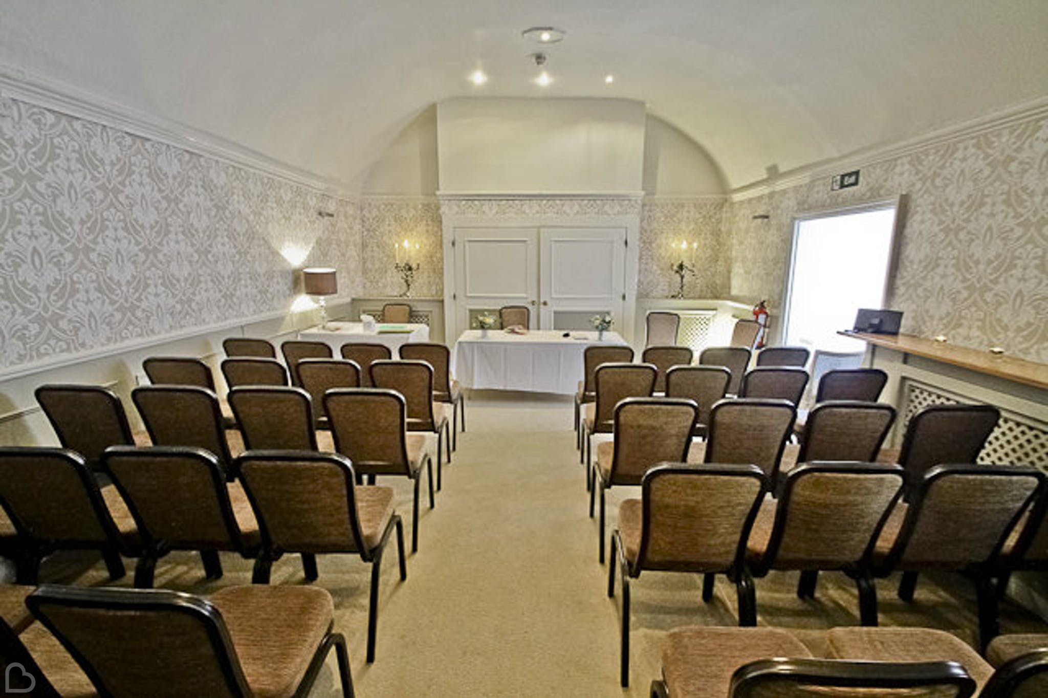 The Saracens Head Hotel wedding venue