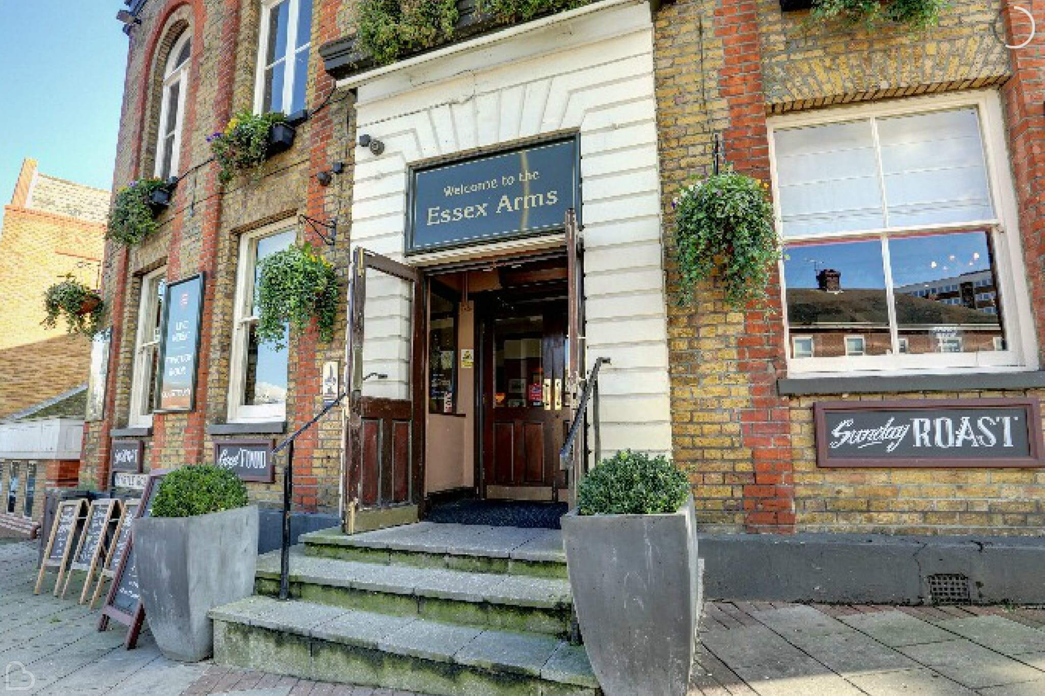 Essex Arms wedding venue in Essex
