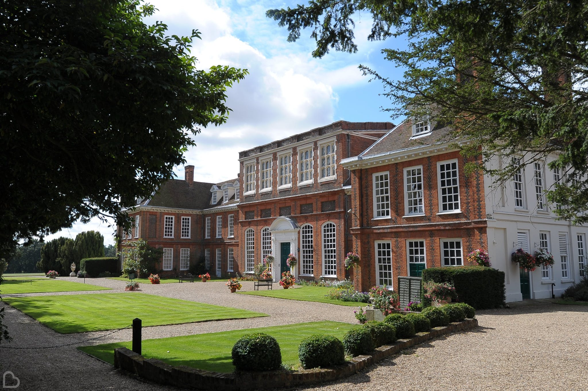 Gosfield Hall in Essex.