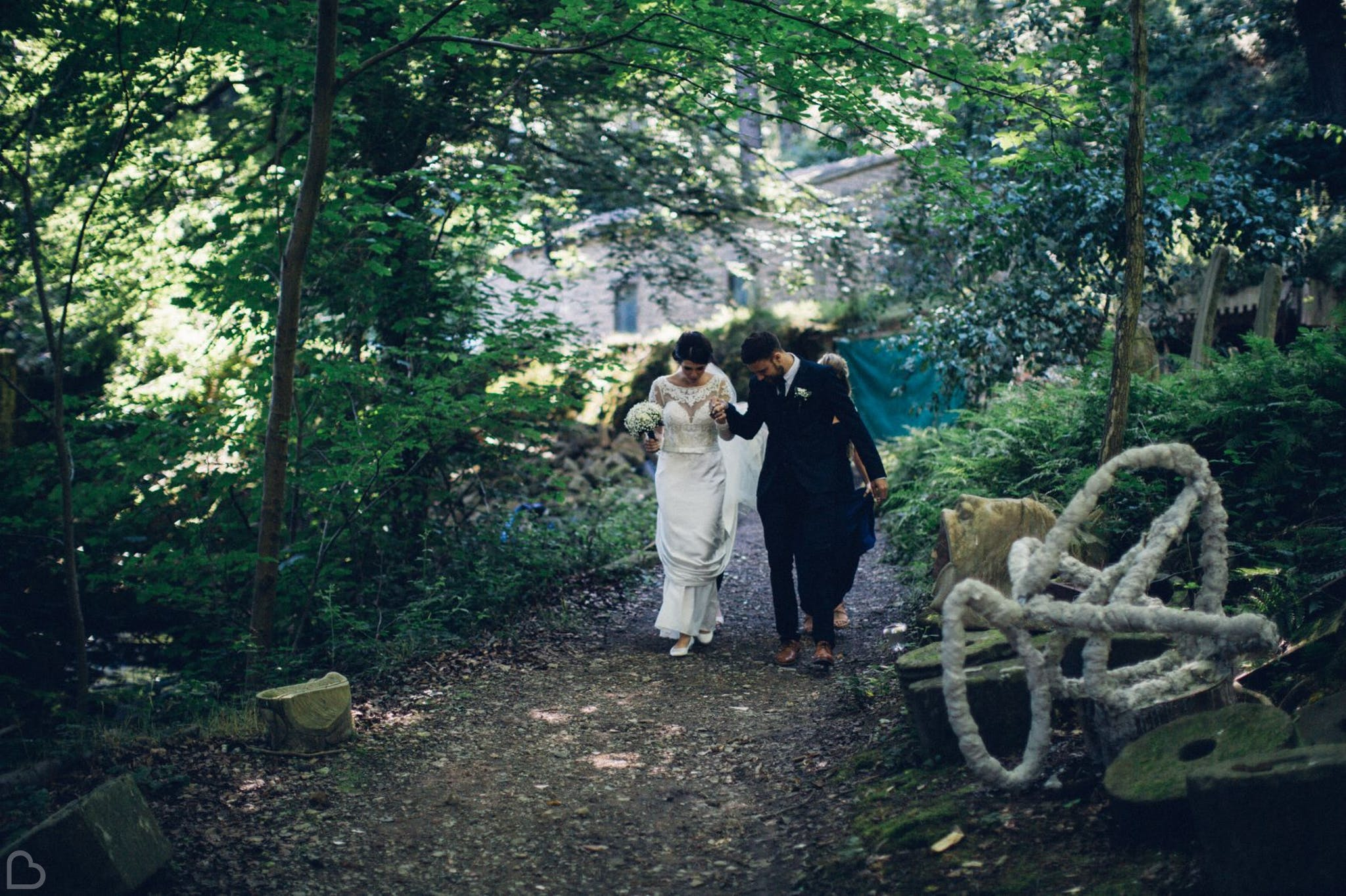 Weddings in the woods at Storrs