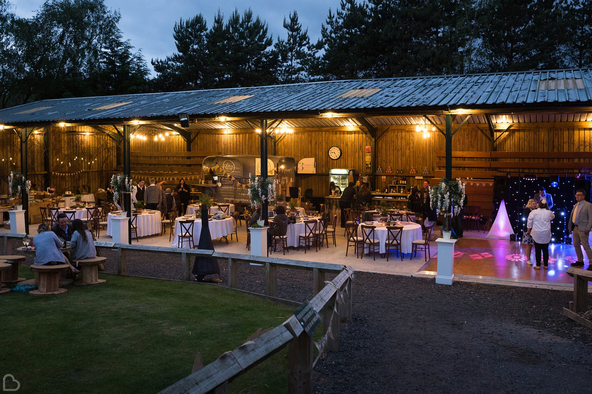Checshire Woodland Weddings