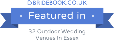 Smeetham Hall Barn featured in Outdoor Wedding Venues in Essex article on Bridebook