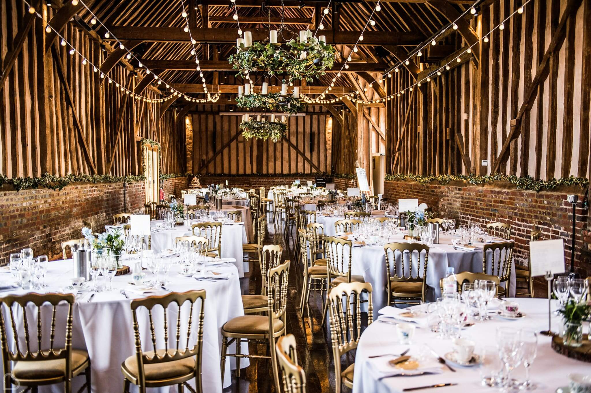 Lillibrooke Manor & Barns, a self-catering wedding venue in the UK