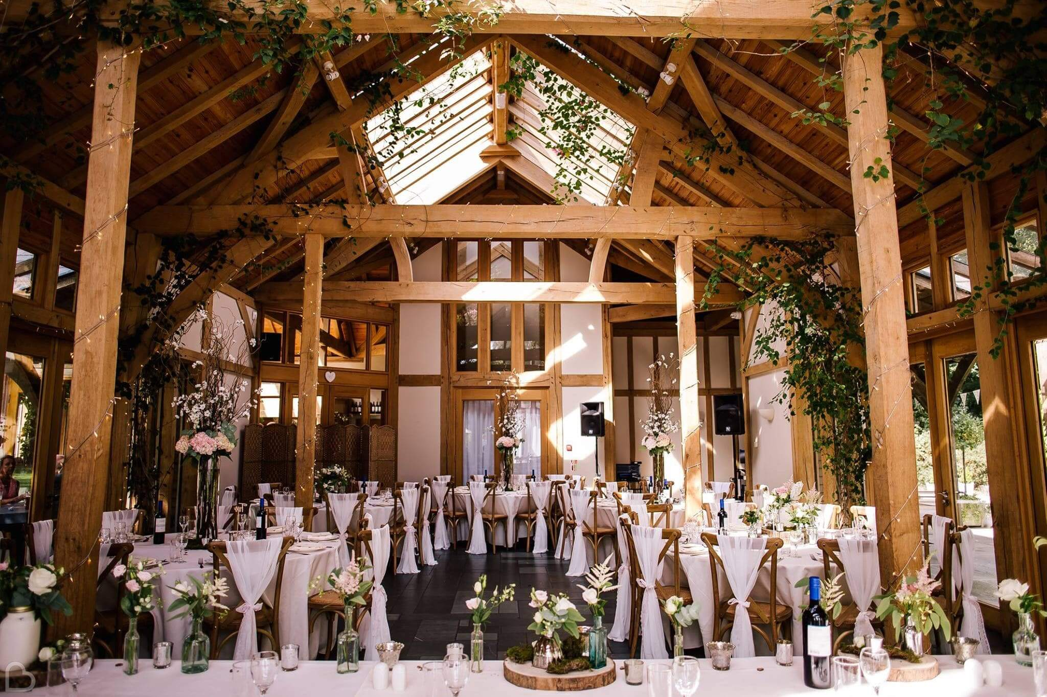 The Oak Tree of Peover, an exclusive user wedding venue