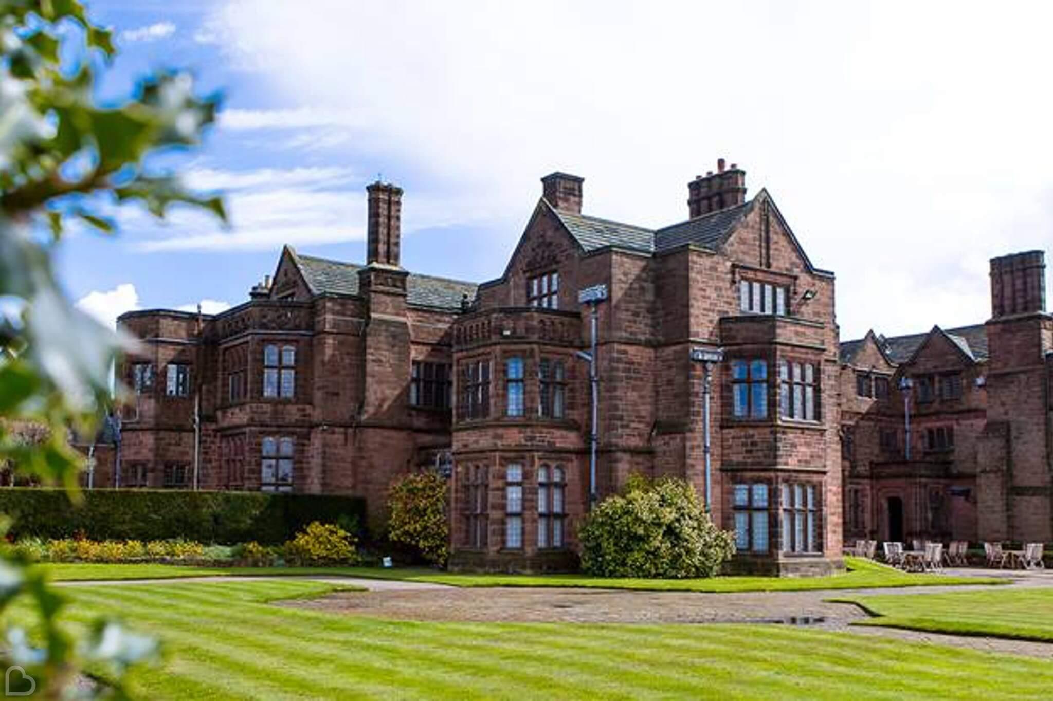 Thornton Manor in Cheshire
