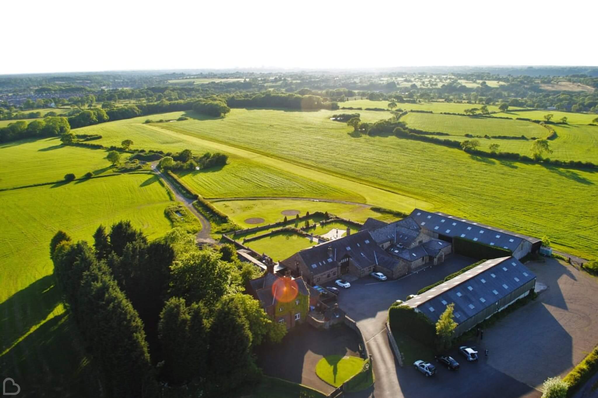Beeston Manor in Lancashire