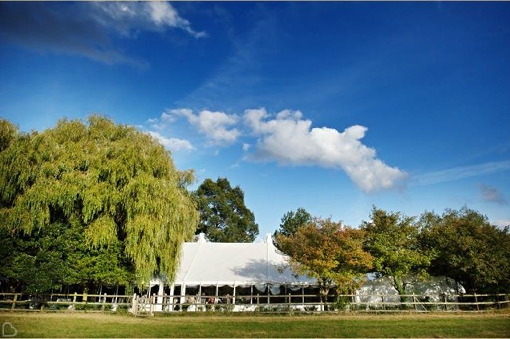 Rectory Farm, a garden wedding venue in Cambridgeshire.
