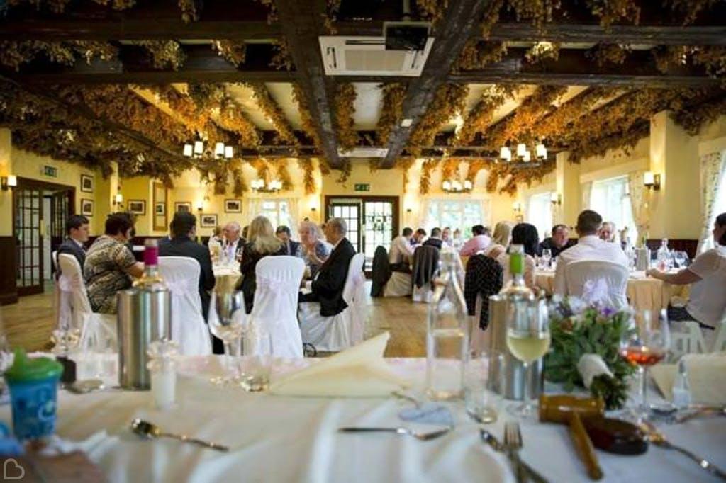 The Black Hourse Inn a cheap wedding venue in kent.