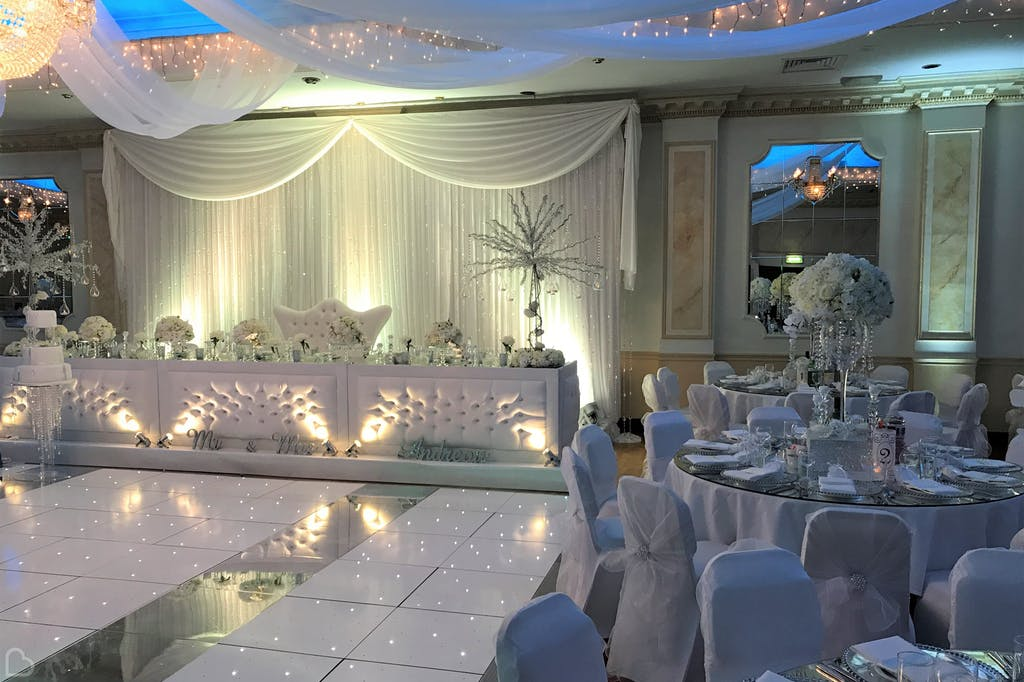 Dancefloor at Regency Banqueting Suite