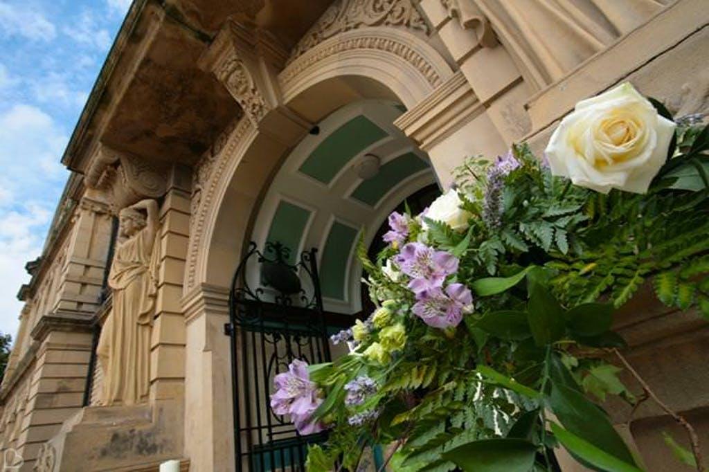 pontefract town hall.