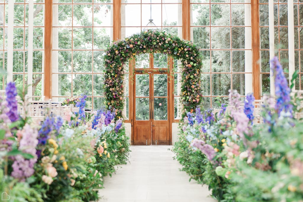 royal botanic gardens wedding venue