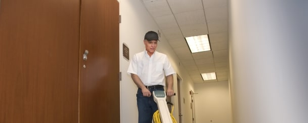 office commercial cleaning