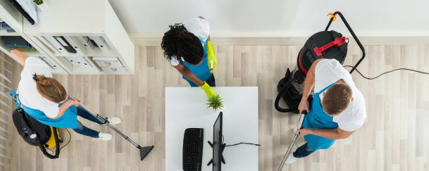 Hiring Office Cleaning Services
