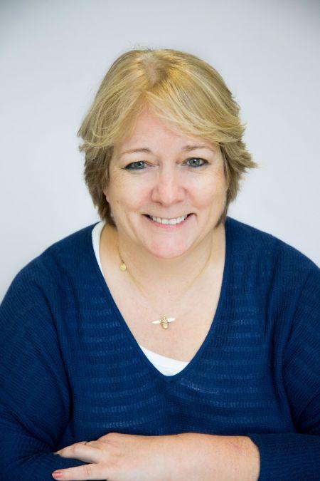 Dr Caroline Harper CBE