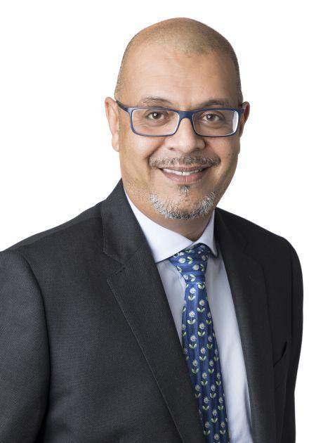 Sunil Prashara