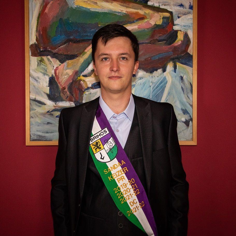 PR Xander Denecker
