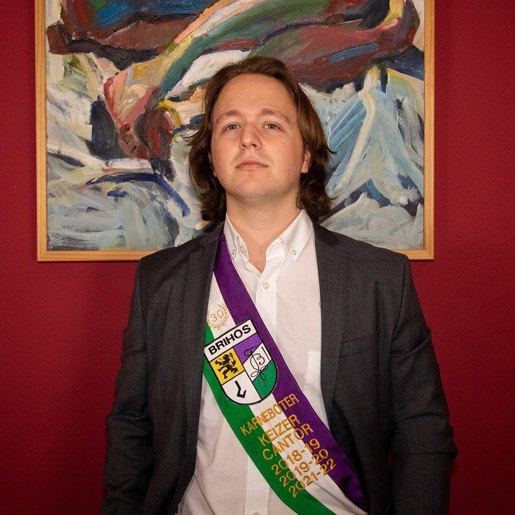 Vice-Praeses Arne  Vanderlinden