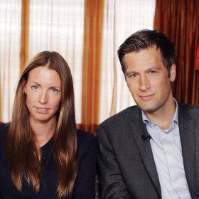 Christian Benedict & Gabrielle Locquegnies