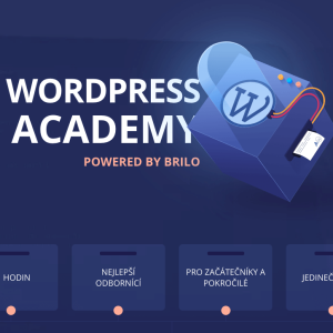 WordPress Akademie pro pokročilé – VŠE Praha