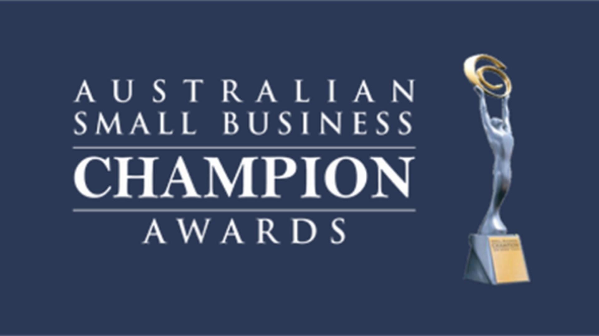 Australian Small Business Awards Logo