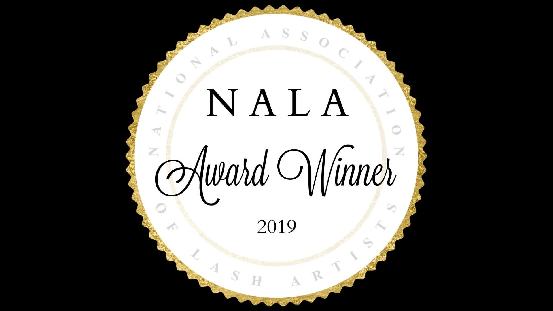 NALA Award Winners 2019 Logo