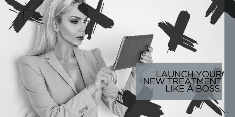 Launch Like a #BOSS - Bring On Salon Success Online Business Course