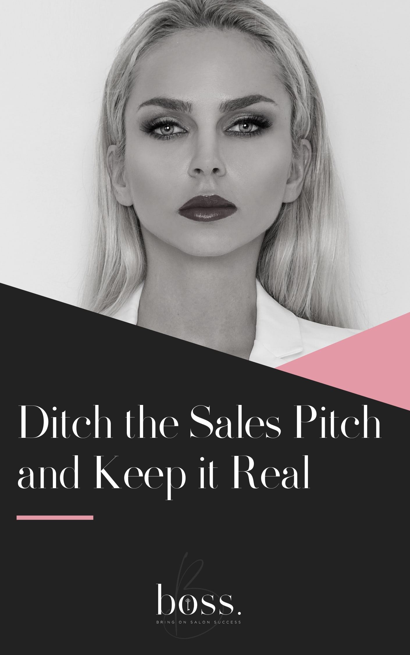 Sell the Secret - Ditch the Sales Pitch and Keep it Real