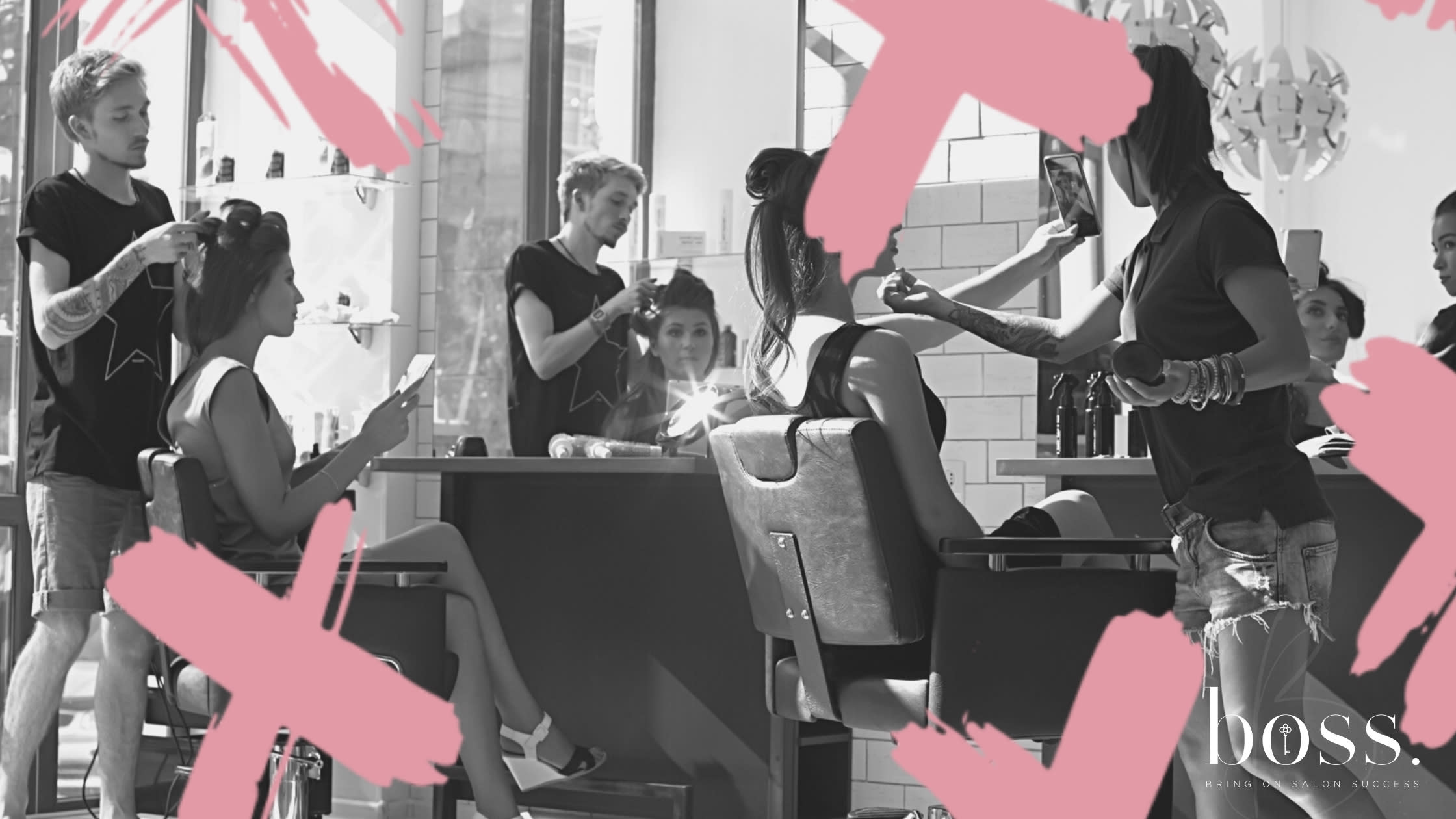 Create a busy and profitable salon by understanding how to market your business on social media