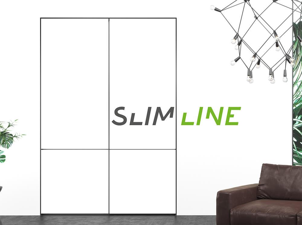 Раздвижная система Slim Line