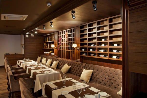 Торговая мебель для ресторанов