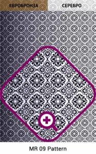 Декоративное-зеркало-Miracle-09-Pattern