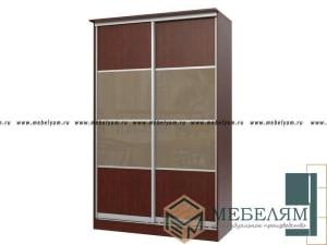 Изготовление, ремонт, модернизация торговой и корпусной мебели в Москве - Шкаф купе на заказ №7